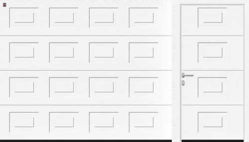 Кассета (LPU, LTE), белого цвета RAL 9016