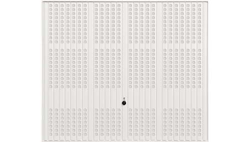 Мотив 914, белого цвета RAL 9016