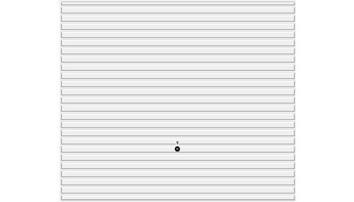 Мотив 968, белого цвета RAL 9016